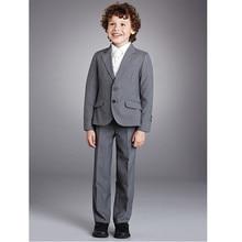 Kid Complete Designer Boy Wedding Suit Boys  Attire Boys  Formal Occasion Custom  Made ( 761fd1057093