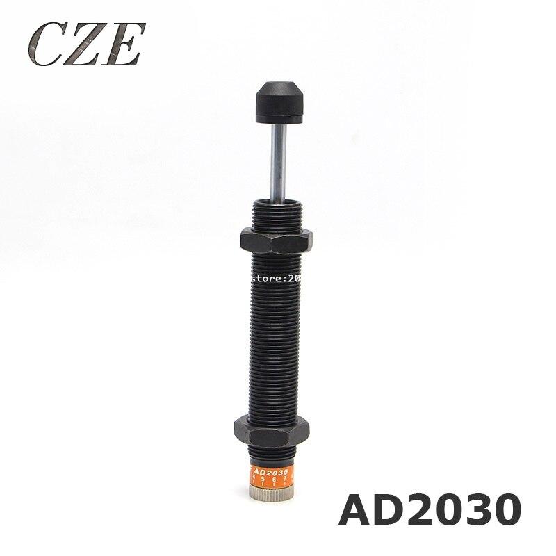Adjustable Hydraulic Buffer Pneumatic Hydraulic Shock Absorber AD2030 adjustable hydraulic buffer ad2580 pneumatic hydraulic shock absorber
