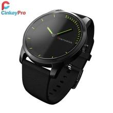 CinkeyPro Inteligente Reloj de Cuarzo Hombre N20 IP68 Impermeable creativo Reloj Reloj Podómetro Rastreador Smartwatch para iPhone iOS Android