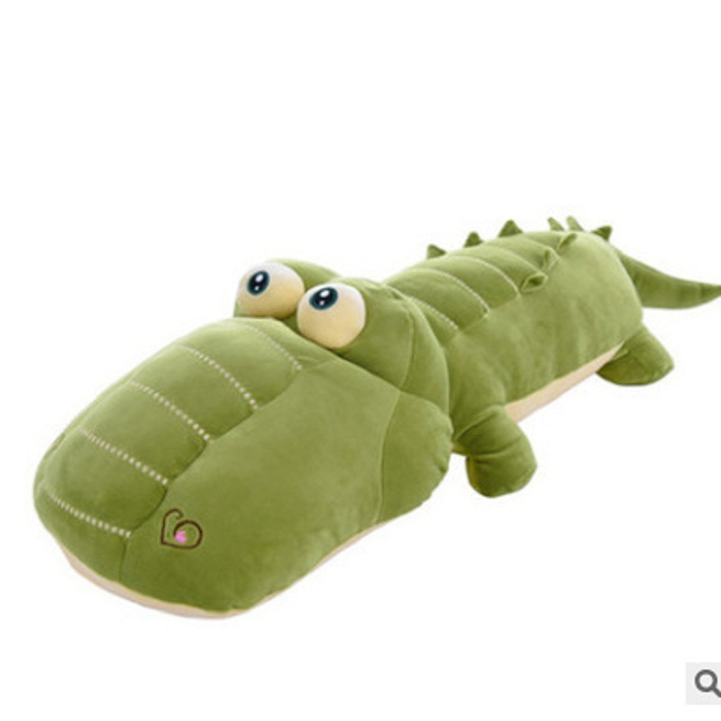 Stuffed animals plush soft kawaii have love Software simulation crocodile sofa pillow girl birthday gift girlfriend gift