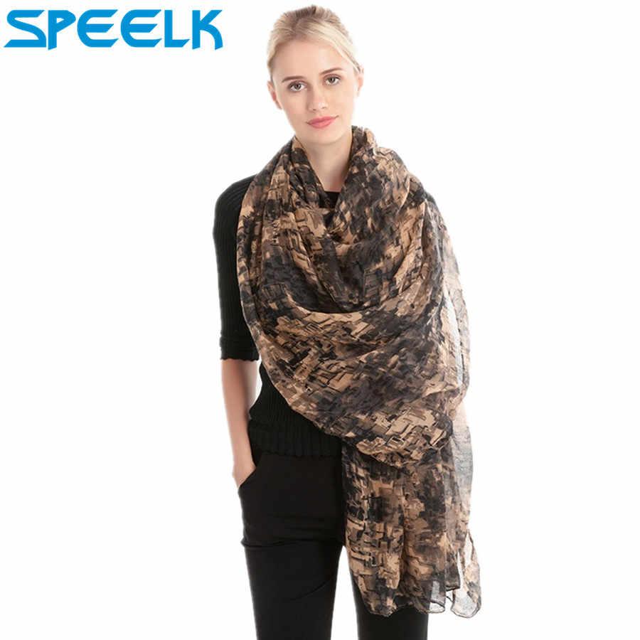 2019 mulheres primavera outono cachecol moda balinês algodão linho cachecóis xales e envoltórios senhora foulard flor hijab stoles atacado