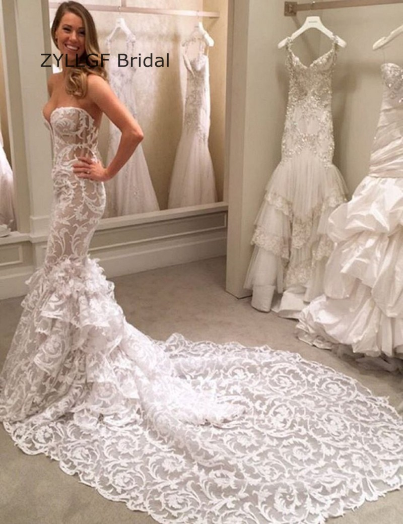 Vintage Wedding Gown Style 5835 : Vintage wedding dress court train grecian style women bridal gown