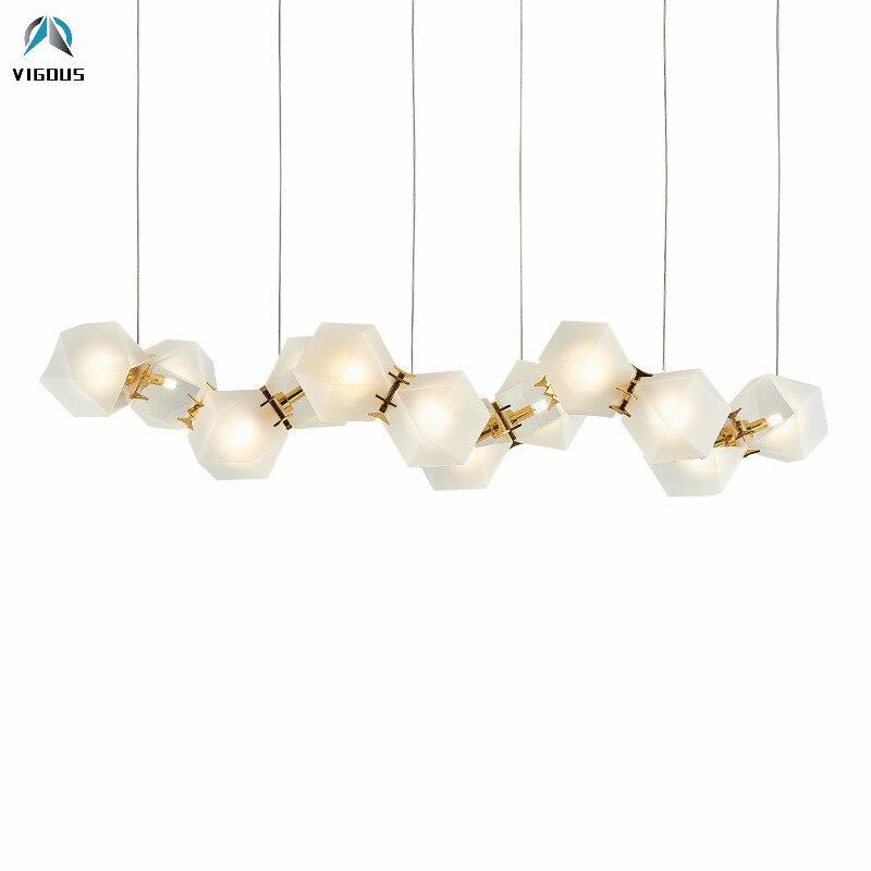 Современная Белая подвеска в виде совы из белого матового стекла, светодиодная Подвесная лампа Lustre Luminarias, роскошные подвесные светильники