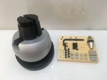 Jewelry Making Equipment Standard Engraving Block Ball Vice for Ring Setting