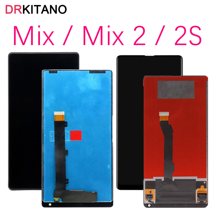 Xiaomi Mi Mix 2S LCD Display Touch Screen Digitizer Assembly For Xiaomi Mi MIX 2 LCD