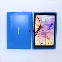 Glavey A88X A33 הזול 7 אינץ אנדרואיד Tablet PC Allwinner 8 GB Google play אנדרואיד 4.4 Quad Core Wifi Bluetooth 1024*600