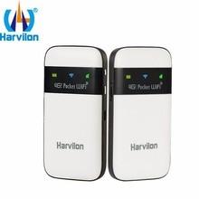 Harvilon MF75 4G LTE FDD TDD Карманный хот-спот 150 Мбит/с Беспроводной модем Wi-Fi Поддержка 4G/3g/2G