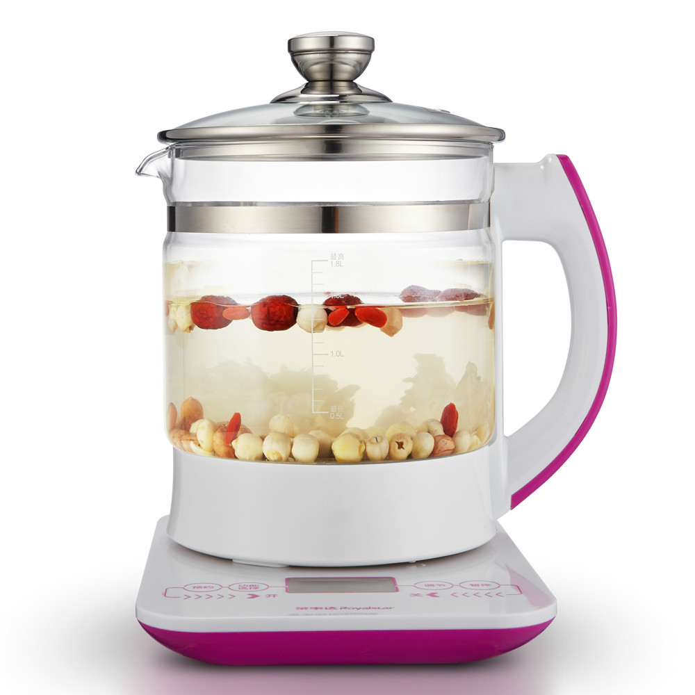 Electric kettle Curing electric glass zhengpin multi-function traditional Chinese medicine divided divided loyalties