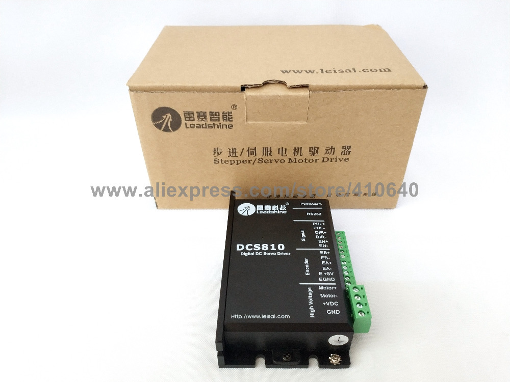 Leadshine Servo Drive DCS810  (13)