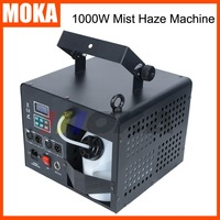 1000W forest Haze Machine Professional dmx pro Hazer Fog Machine Stage DJ Show Equipment mist smoke effect use haze liquid