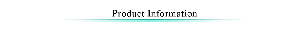 3-Product-information