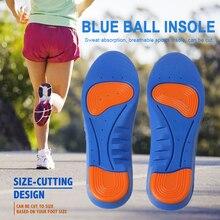 Scalable стелька Масштабируемая 1 пара обуви вставки здоровые арки поддержка обуви удобные стельки ноги унисекс прочный
