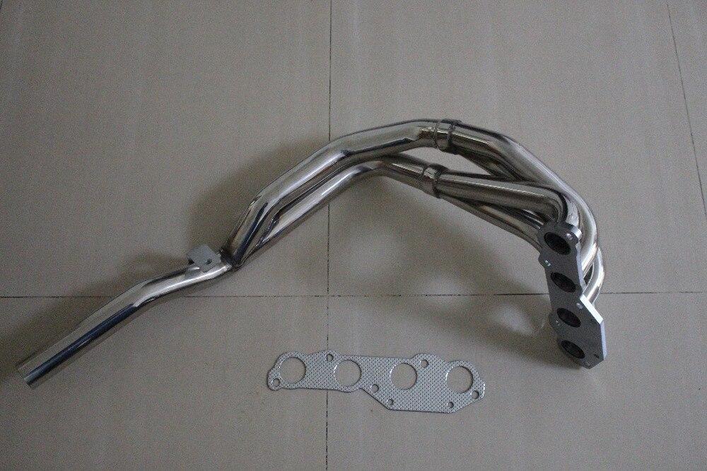 Collecteur d'échappement en acier inoxydable pour VW FIT POLO FIT 86C 1.0 1.3 incl. AJUSTEMENT G40 collecteur