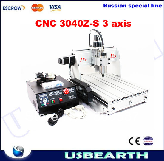 CNC 3040Z-S cnc engraving machine water cooled cnc milling machine,Freeshipping to Russia,no TAX ! паста флитз купить в балашихе