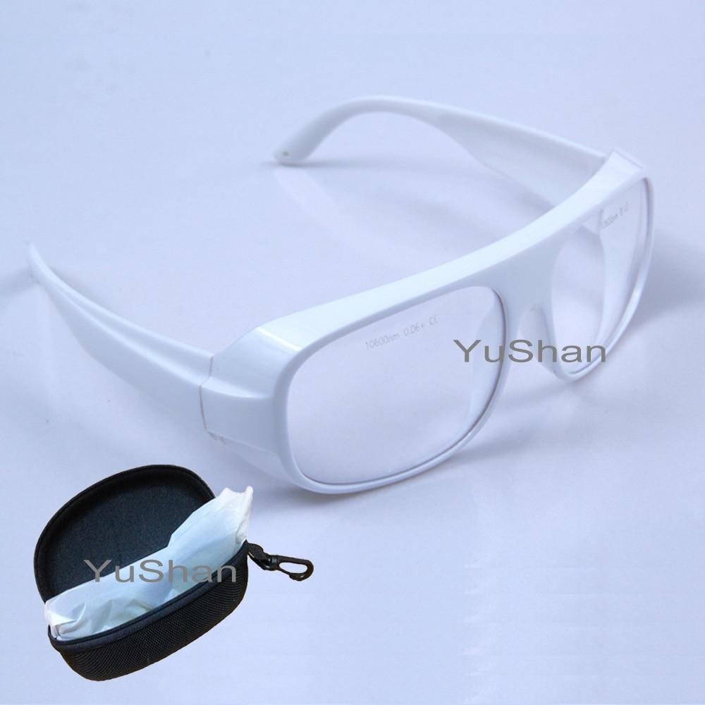 แว่นตาป้องกัน Laser CO2