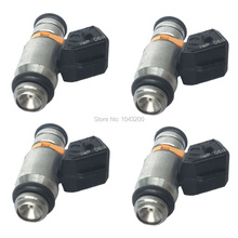 4 PCS / SET with1 hole 491CC Fuel Injector / Injector Nozzle IWP069 IWP 069 IWP-069 For FIAT DUCATI MOTORCYCLES