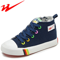 DOUBLE STAR Kids Sport Shoes High Help Canvas Children Shoes Girls Sports Shoes Spring Outdoor Walking Shoes Boys Sneakers