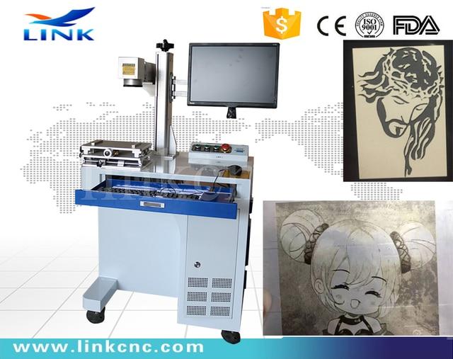 best price high performance easy operation laser marking machine memory card making machine - Card Making Machine