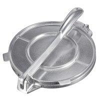 Foldable Tortilla Maker Press Heavy Duty Restaurant Commercial Aluminium Meat Press Gadgets Bakeware Tools Pie Tools