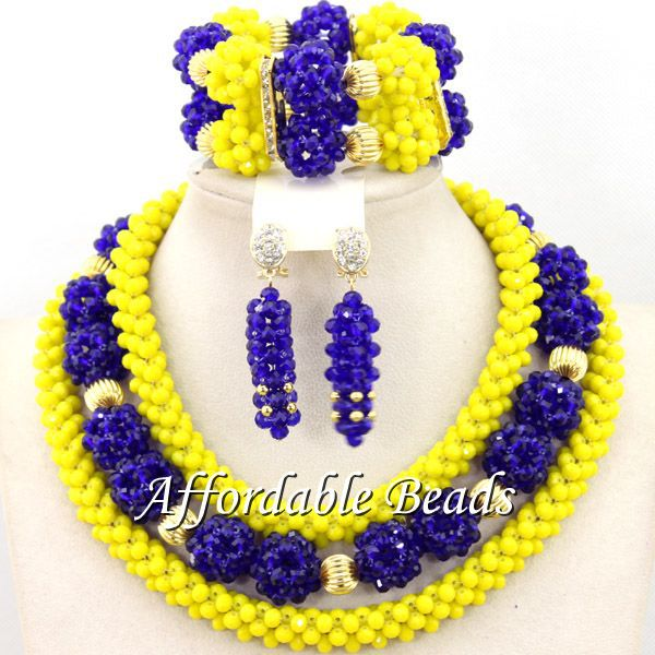 Bridal Costume Jewelry Best Sale Wedding Jewelry Set Splendid Design