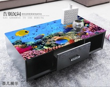 Computer Desktop Stickers Fashion Personality Creative Stickers Waterproof and Dust Proof Wallpaper Mural for Ocean Fun(China (Mainland))