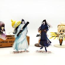 Buy Love Thank You Mo Dao Zu Shi Wei Wuxian Lan Wangji acrylic stand figure model double-side plate holder topper anime directly from merchant!