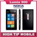 Nokia Lumia 900 Разблокирована Оригинальный Мобильный Телефон 3 Г GSM, WIFI, GPS 8MP 16 ГБ памяти ос Windows Отремонтированы 1 год гарантии