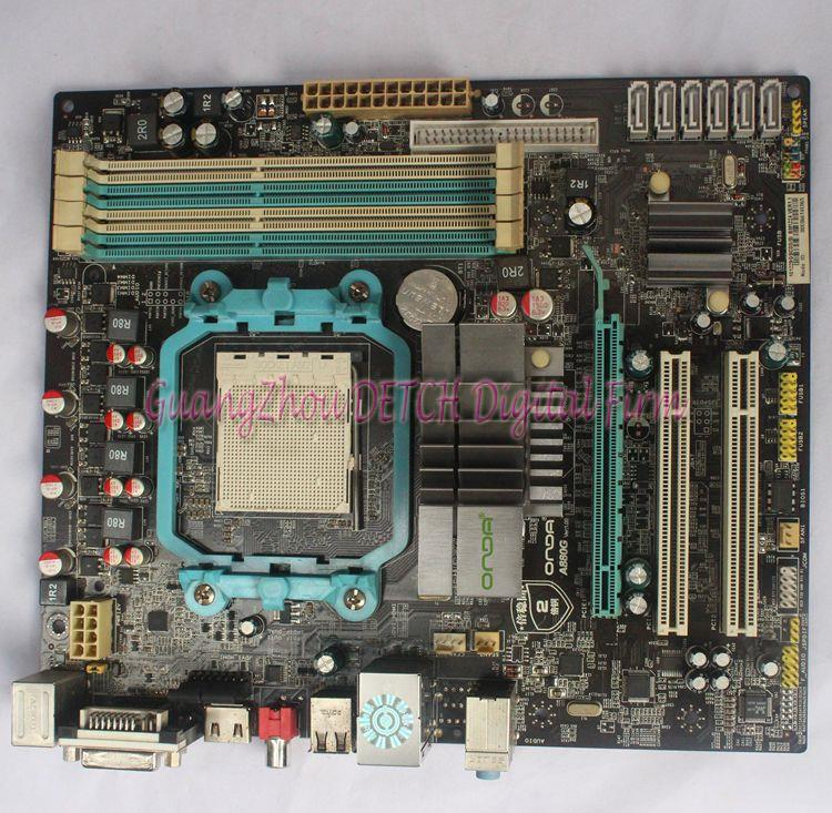 A88GS Magic Flute Edition supports DDR3 AM3 motherboard integrated small board 880