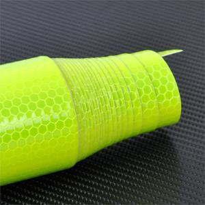 Image 4 - Cigall 4 colores 3m X 15cm reflectante seguridad advertencia cinta película pegatina longitud 3M Superficie suave resistencia al agua