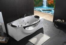 71′ море Shippingt джакузи и акриловые + ABS композитных доска Piscine гидромассажная ванна W4015