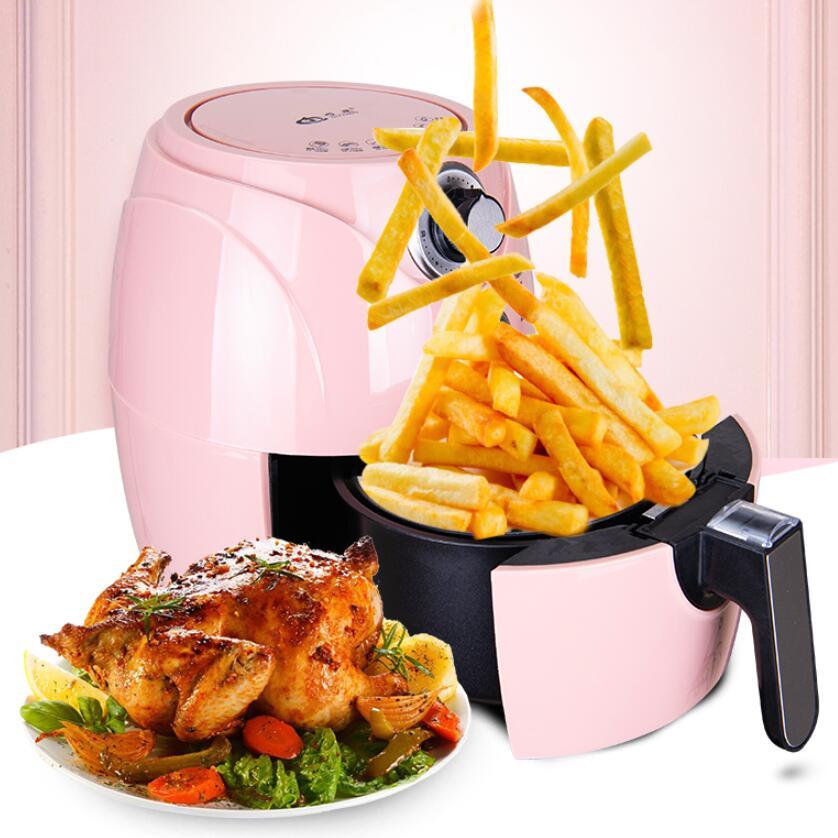 Automatic Intelligent Premium Lifetime Quality 2.5L Air Fryer Machine 3