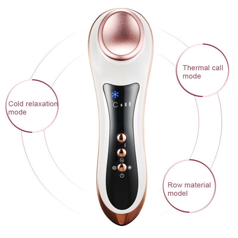 Eye Care,Vibration New Rechargeable Electric Eye Massager Hot Cold Eye Care Machine Massage Device Remove Wrinkle Eye Brightener healthsweet 24k gold mini massage device electric eye massager facial vibration thin face magic stick anti bag pouch wrinkle pen