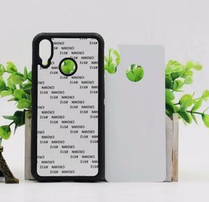 Image 5 - 2D Sublimation TPU+PC rubber Blank Case for Huawei P20 P20 Pro P20 Lite 2019 P30 PRO P30 Lite with Aluminum Inserts 10pcs/lot