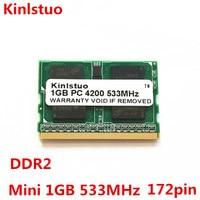 NEW 1G 1GB PC2 4200 DDR2 533 667MHZ MicroDIMM 172pin Laptop Memory FOR Fujitsu Panasonic Laptop