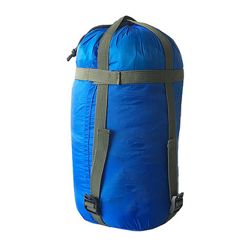 Outdoor Sleeping Bag Compression Sack Clothing Sundries Drawstring Storage Pouch Camping Equipment(Not included Sleeping Bag) 5