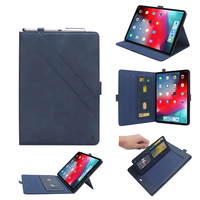ZGPAX Leather Sleeve Case Cover Pouch Skin Card slot For Apple iPad Pro 12.9 inch 2018 New Shockproof Tablet Case A30
