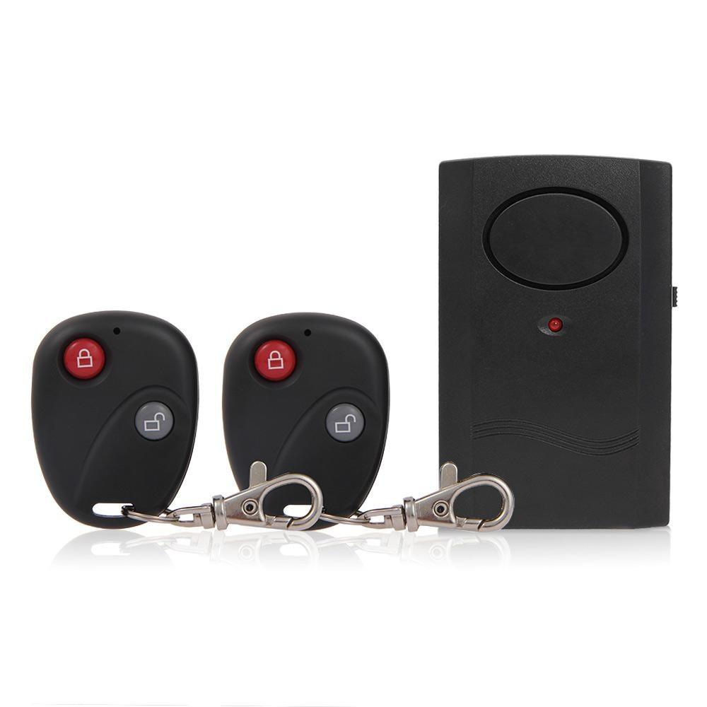CARCHET Wireless Door Moto Anti-theft Alarm Security Alarm Sensor Detector Alarma Moto Wireless Motorcycle Alarms Remote Control
