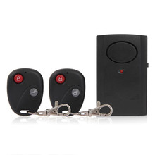 CARCHET Wireless Door Moto Anti theft Alarm Security Alarm Sensor Detector Alarma Moto Wireless Motorcycle Alarms
