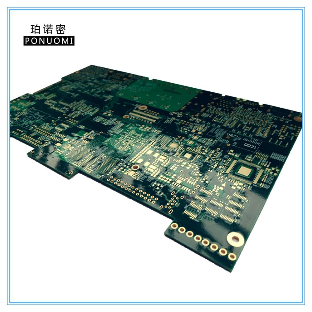 टीवी रिसीवर और अन्य इलेक्ट्रॉनिक्स के लिए DIY डबल साइड पीसीबी 2 लेयर एफआर 4 को अनुकूलित करें