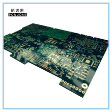 Customize DIY Double side PCB 2 LAYER FR4 For TV Receiver and other Electronics