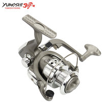 2017NEW SC 1000 - 7000 Fishing Reel 8Ball Bearings 5.5 : 1 Fishing Spinning Reel Foldable Exchangable Reel Handle For Fishing(China)