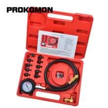 مجموعة اختبار ضغط زيت المحرك ، 12 قطعة ، أداة المرآب ، أجهزة تحذير الزيت المنخفض