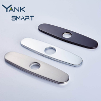 YANKSMART Brush 3 COLOR Finish Bathroom Kitchen Sink Faucet Hole Cover Deck Plate Escutcheon Cover Deck