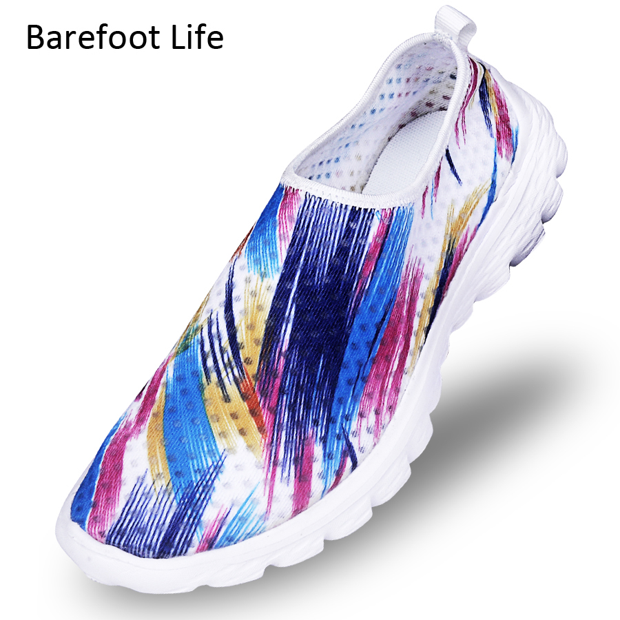 flat soft breathable comfortable fashion casual shoes woman 2018,use 3D print Air mesh summer season woman sneakers,zapatos instantarts 2018 new fashion women casual flats anatomical hearts pattern air mesh sneakers breathable female flat shoes woman
