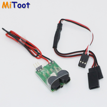 1pcs 3 in 1 Signal Loss Alarm & Loss Aircraft Finder & Low Voltage Buzzer 2-6S RC Lipo Battery Voltage Meter Monitor Tester