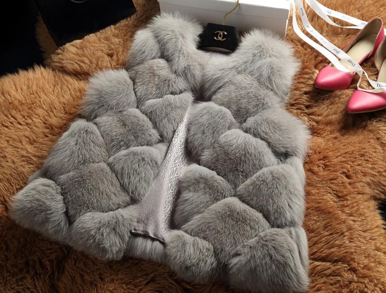Renard Haute Manteau D hiver Cappa Wt4 De 2018 Importation Whole xxxl 6xl  Femmes Gilet Shitsuke ... 3ff941a3e77