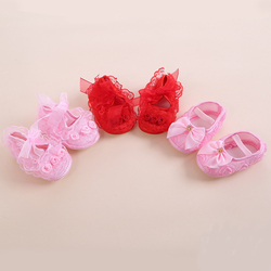 0 12m baby shoes baby girl bow knot soft sole first walkers infant anti skid lace.jpg 250x250