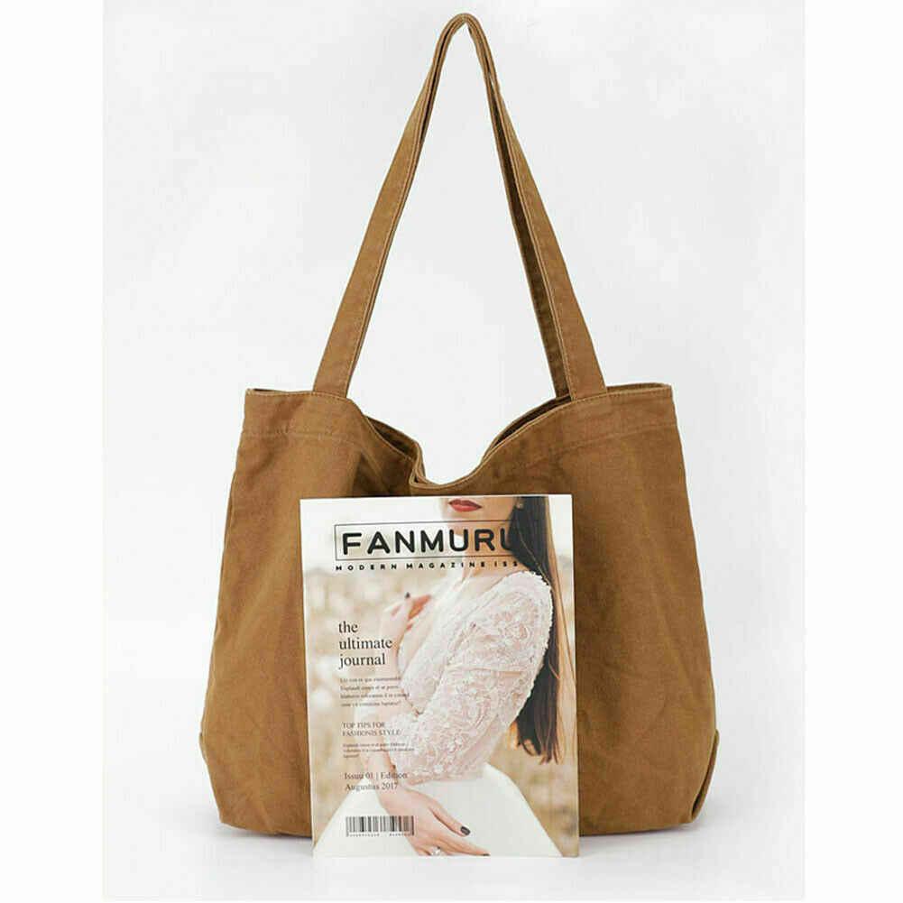 Женская Холщовая Сумка для покупок, большая пляжная сумка через плечо, большая сумка-тоут, сумка для покупок, сумка-шоппер