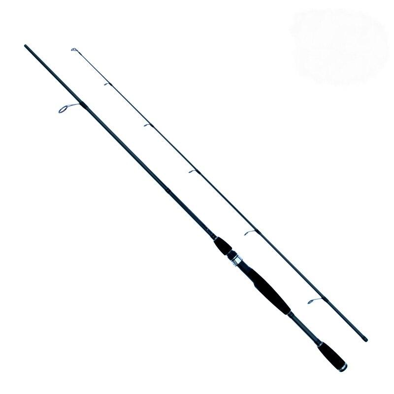 Fishing Rod 1.98/2.10m Cheap Casting Spinning Lure Fishing Rod 99% Carbon Fiber Fishing Rod 2 Sec M Power Rod