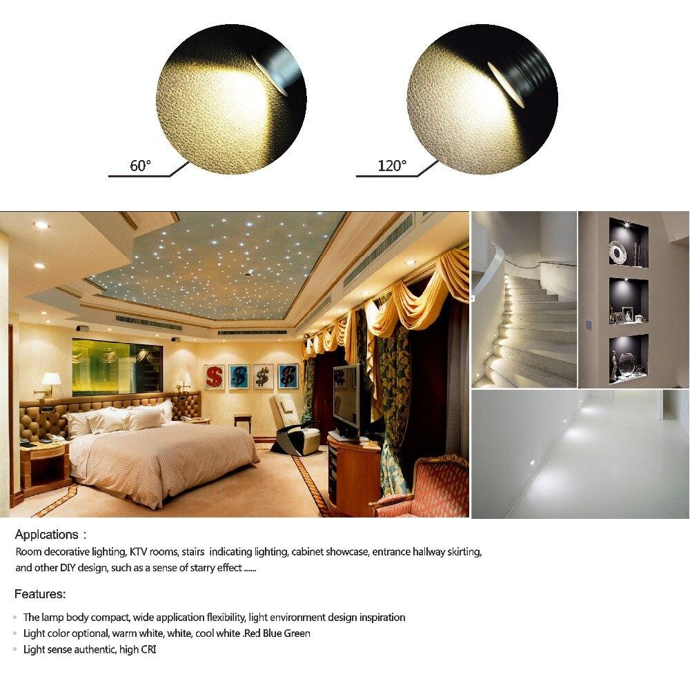 3 W Led Downlight Weiß/schwarz/golden/silber Körper Dimmbare Spot Cob Led Mini Decke Licht Innen Led Spot Beleuchtung Led-downlights